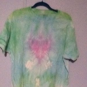 Ladies Tye Dyed Designed By Me! Xlarge